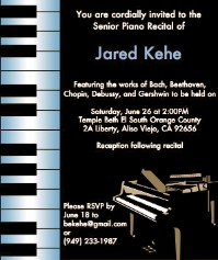 Jared Will Be Attending The University Of California San Diego In Fall He Major Bioengineering And Minor Piano Performance
